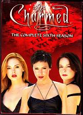 Buy Charmed - Complete 6th Season DVD 2006, 6-Disc Set - Very Good
