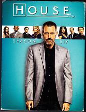 Buy House - Complete 6th Season DVD 2010, 5-Disc Set - Very Good