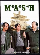 Buy MASH - Season 6 Collector's Edition DVD 2004, 3-Disc Set - Very Good
