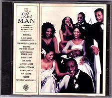 Buy The Best Man by Original Soundtrack CD 1999 - Very Good