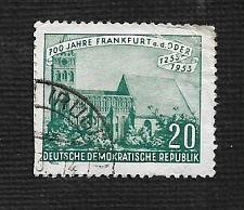Buy German DDR Used Scott #152 Catalog Value $1.75