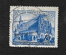 Buy German DDR Used Scott #154 Catalog Value $2.25
