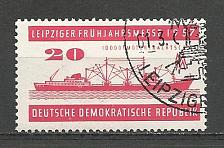 Buy Germany DDR Used Scott #323 Catalog Value $.25