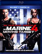 Buy The Marine 4 - Moving Target Blu-ray 2015 - Like New