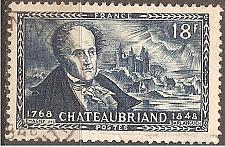 Buy [FR0603] France: Sc. no. 603 (1948) Used Single