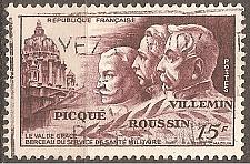 Buy [FR0656] France: Sc. no. 656 (1951) Used single