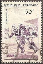 Buy [FR0803] France: Sc. no. 803 (1956) Used