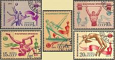 Buy [RU5280] Russia: Sc. no. 5280-5284 (1984) CTO Full Set