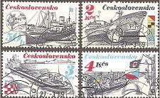 Buy [CZ2736] Czechoslovakia: Sc. no. 2736, 2738-2740 (1989) CTO