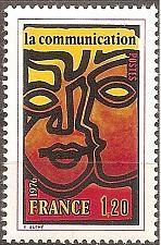 Buy [FR1482] France: Sc. no. 1482 (1976) MNH Single