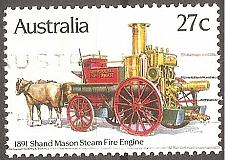 Buy [AU0857] Australia: Sc. no. 857 (1983) Used