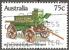 Buy [AU0860] Australia: Sc. no. 860 (1983) Used