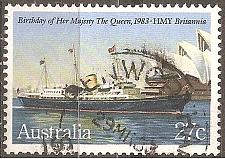 Buy [AU0868] Australia: Sc. no. 868 (1983) Used Single