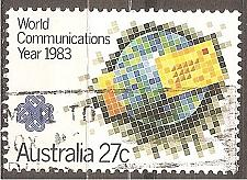 Buy [AU0869] Australia: Sc. no. 869 (1983) Used Single