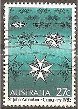 Buy [AU0871] Australia: Sc. no. 871 (1983) Used Single