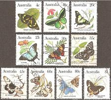 Buy [AU0872] Australia: Sc. no. 872-873 (1983) Used Complete Set