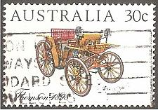 Buy [AU0892a] Australia: Sc. no. 892a (1984) Used