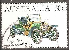 Buy [AU0892b] Australia: Sc. no. 892b (1984) Used