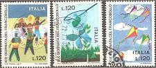 Buy [IT1280] Italy: Sc. no. 1280-1282 (1977) Used Complete Set