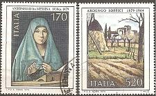 Buy [IT1354] Italy: Sc. no. 1354-1355 (1979) Used Complete Set