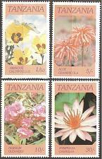 Buy [TZ0315] Tanzania: Sc. no. 315-318 (1986) MNH Complete Set