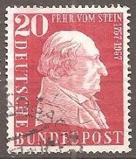 Buy Germany: Sc. no. 0776 (1957) Used Single