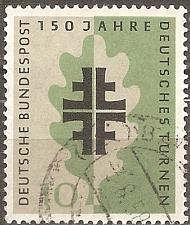 Buy [GE0788] Germany: Sc. No. 788 (1958) Used Single