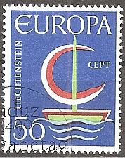 Buy Liechtenstein: Sc. No. 0415 (1966) Used Single
