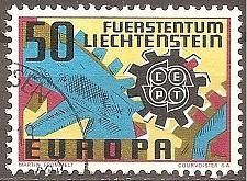 Buy [LI0420] Liechtenstein: Sc. No. 420 (1967) Used Single
