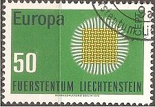 Buy [LI0470] Liechtenstein: Sc. No. 470 (1970) Used Single
