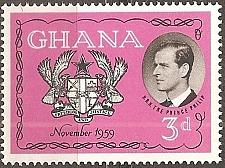 Buy [GH0066] Ghana: Sc. No. 66 (1959) MNH Single
