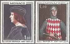 Buy Monaco: Sc. no. 674-675 (1967) MNH Full Set