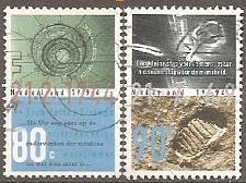 Buy [NE0860] Netherlands: Sc. no. 860-861 (1994) Used complete set
