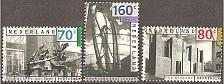 Buy [NE0838] Netherlands: Sc. no. 838-840 (1993) Used Complete Set