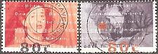 Buy [NE0834] Netherlands: Sc. no. 834-835 (1993) Used Complete Set