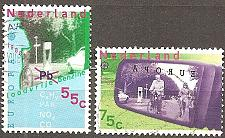 Buy Netherlands: Sc. no. 0729-0730 (1988) Used Complete Set