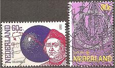 Buy [NE0812] Netherlands: Sc. no. 812-813 (1992) Used Complete Set