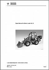MASSEY FERGUSON MF 1155 TRACTOR PARTS MANUAL 260pg for