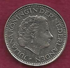 Buy NETHERLANDS 1 GULDEN 1978 Coin - Queen Juliana Pre-Euro Coin