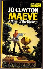 Buy Maeve by Jo Clayton 1979 Paperback Book - Very Good
