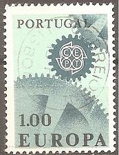 Buy Portugal: Sc. no. 0994 (1967) Used