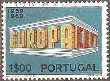 Buy Portugal: Sc. no. 1038 (1969) Used