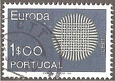 Buy Portugal: Sc. no. 1060 (1970) Used