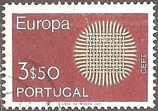 Buy Portugal: Sc. no. 1061 (1970) Used