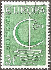 Buy [BE0675] Belgium: Sc. no. 675 (1966) Used