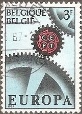 Buy [BE0688] Belgium: Sc. no. 688 (1967) Used