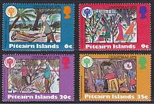 Buy [PI0188] Pitcairn Island: Sc. no. 188-191 (1979) MNH