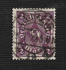 Buy German Used Scott #185 Catalog Value $1.50