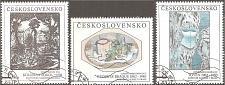 Buy [CZ2872] Czechoslovakia: Sc. no. 2872-2874 (1992) CTO Complete Set