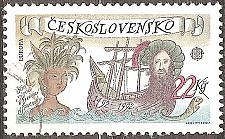 Buy Czechoslovakia: Sc. no. 2856 (1992) used single